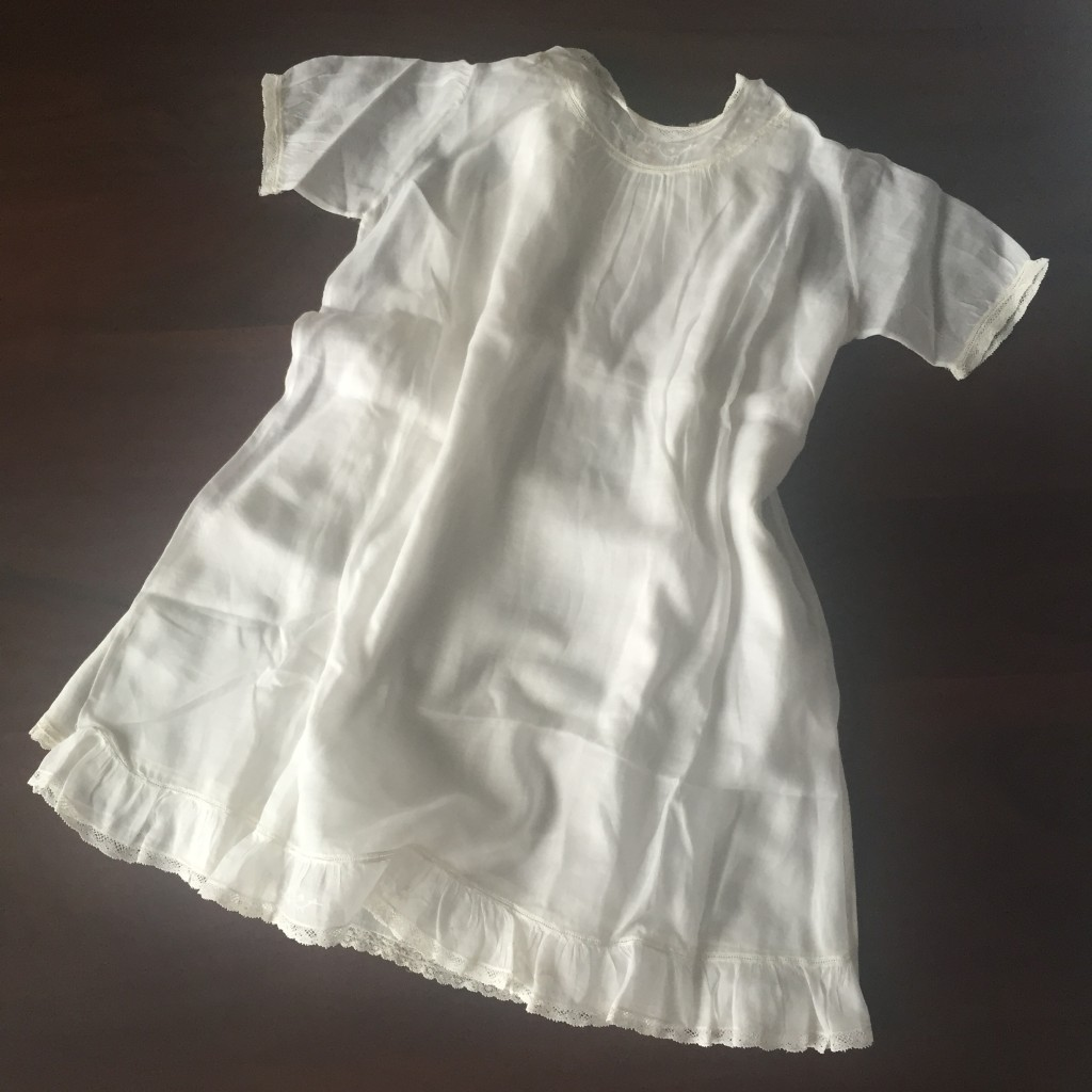 Antique Blessing/Christening Dress