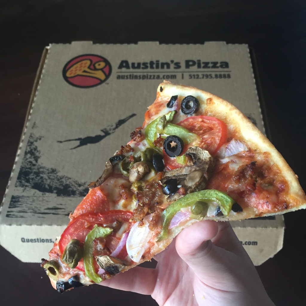 Austin's Pizza- Mopac Pizza