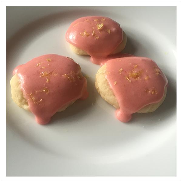 Best Strawberry Cookies