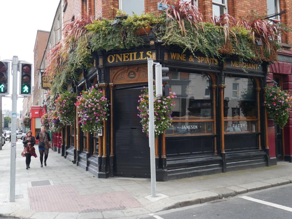 O'Neals Pub Dublin Ireland