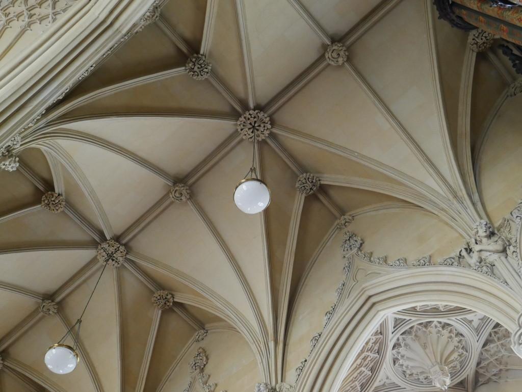 Dublin Castle Ceiling