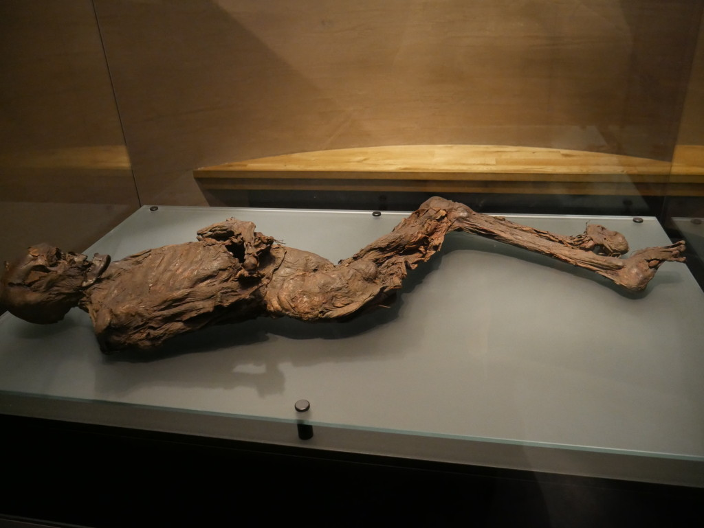 Irish Mummy