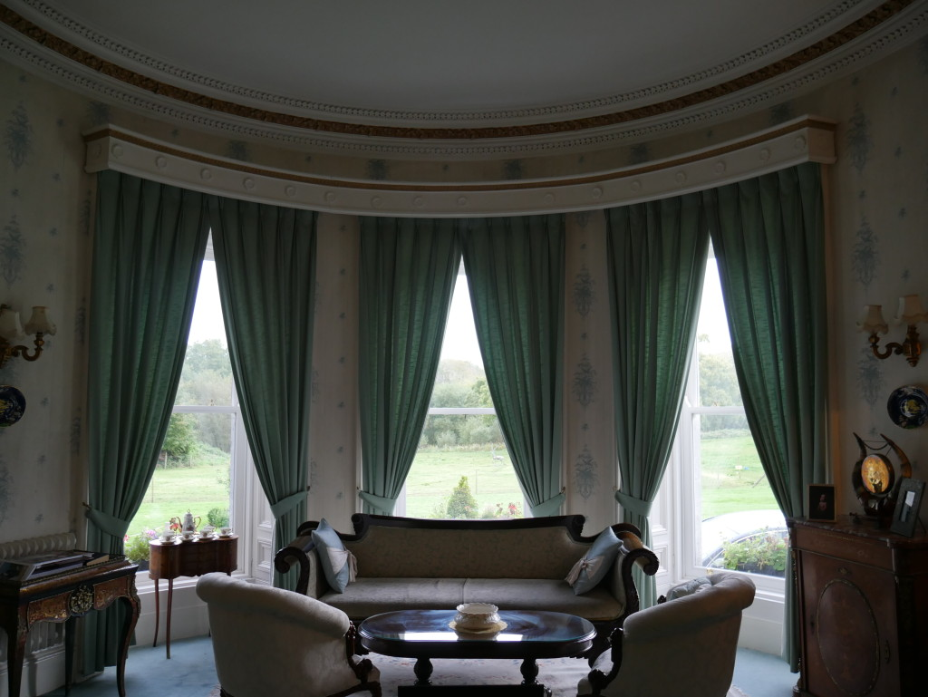 Ballyseede Castle Sitting Room