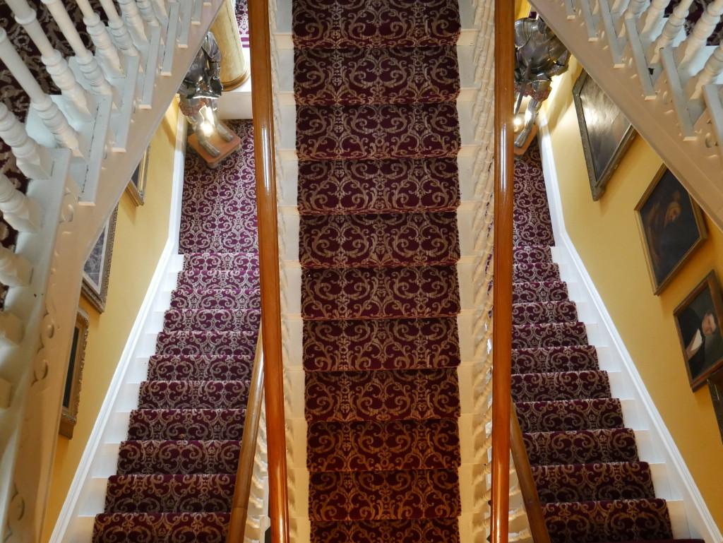 Ballyseede Staircases